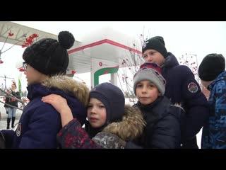 Рождественский утренник г.Альметьевск