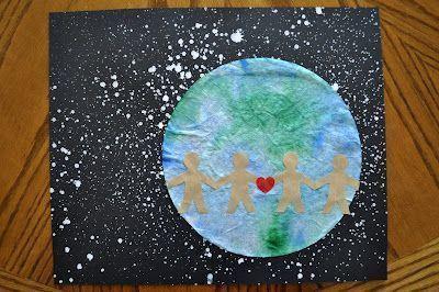 Поделки на тему Берегите нашу планету! 22 апреля - День Земли