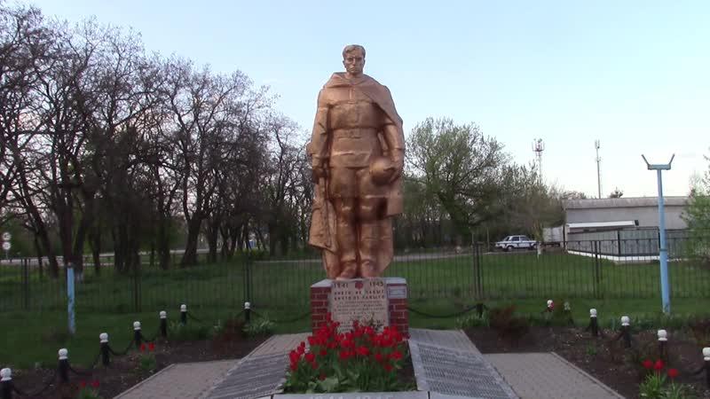 Г Леонов стихотворение Памятник в Нагорье