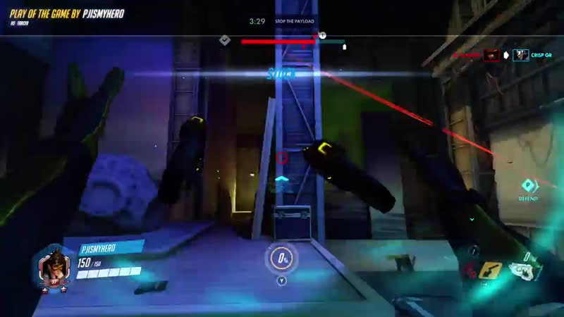 Fun little POTG from a while back