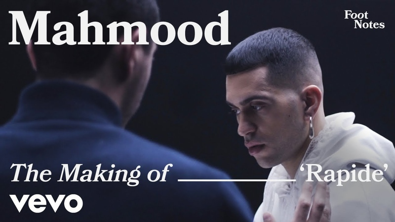 Mahmood The Making of Rapide Vevo Footnotes