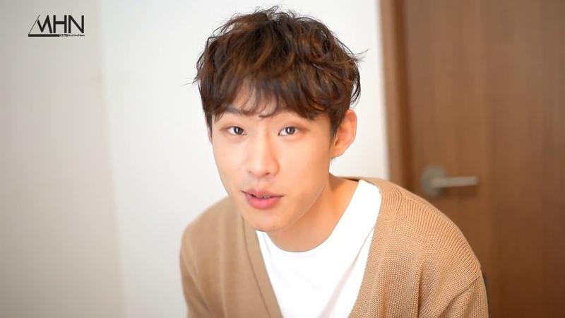 [MHN TV] 뮤지컬 미스터마우스 김성철 배우 인터뷰 인사 영상