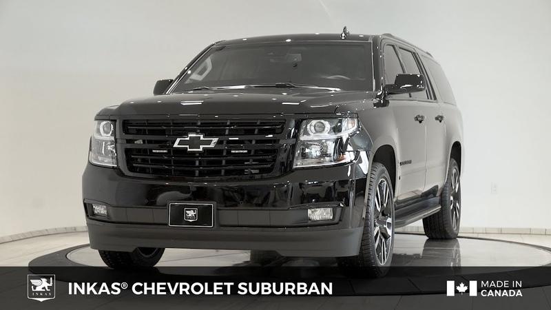 INKAS® Armored Chevrolet Suburban