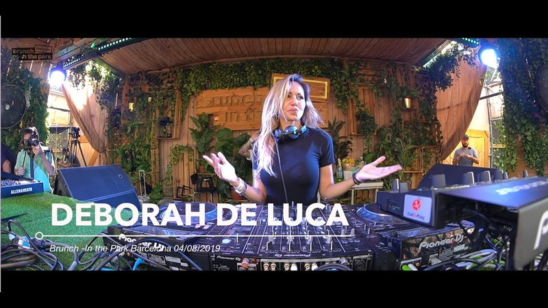 Deborah De Luca @ Brunch In the Park Barcelona 04 08 2019 Videoset 4k