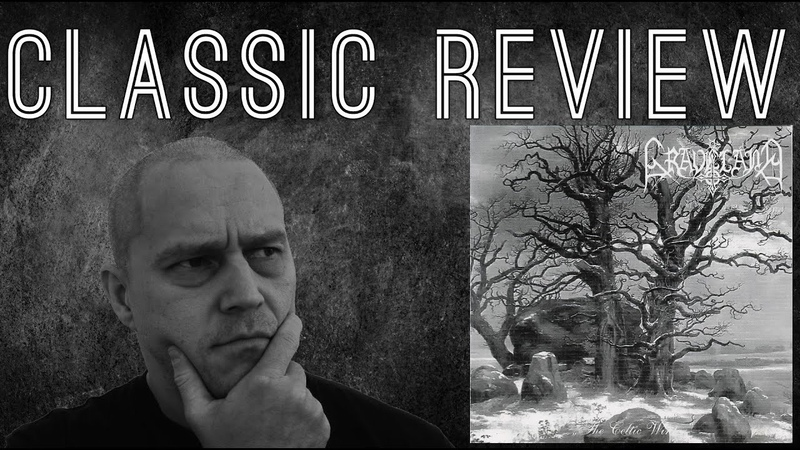 Raw Polish black metal atmosphere Graveland - The Celtic Winter [CLASSIC ALBUM REVIEW]