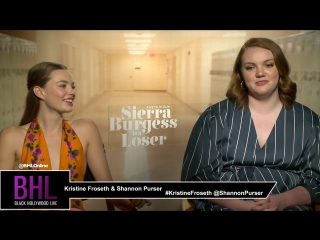 Shannon Purser and Kristine Froseth Talk Female Friendships at Netflixs Summer Of Love
