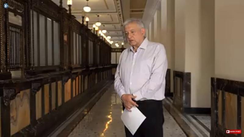 Andrés Manuel López Obrador Mensaje a USA 4 de Julio y Msg Domingo 5 Julio 2020 🔝🔝🔝