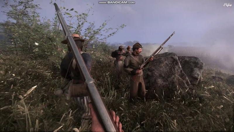 War of rights gameplay исключительно командная игра exclusively team game