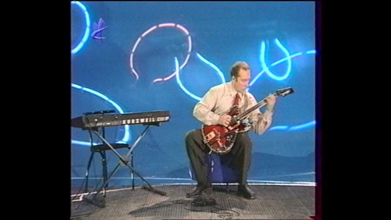 Творческий десант -improvisation RnR RockoClock--партия соло-гитары Апполинарьев Анатолий