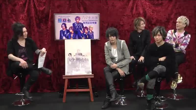A9 Channel Special Edition for MEMENTO Release on Nico Nico Douga 27 02 2017