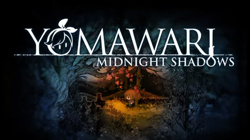 Играем Yomawari Midnight Shadows PC Win Часть 1