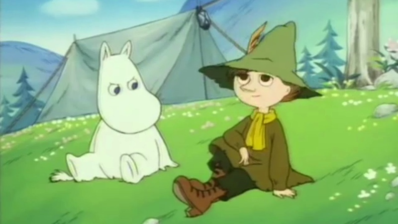 Times john chancer clearly had too much fun voicing snufkin