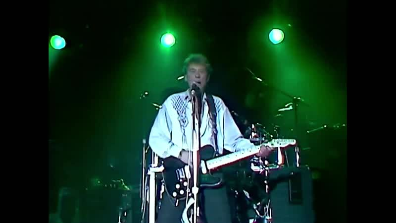 Johnny Hallyday - Whole Lotta Shakin Goin On (Live At Montreux 1988) (hd)