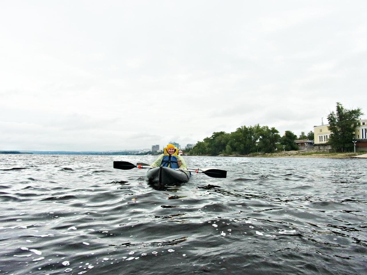 Афиша Самара Сплав по реке Волга вдоль берегов Самары 9.08.20