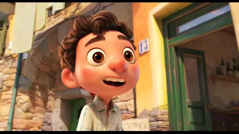 Самое лучшее из трейлера мультфильма Лука
