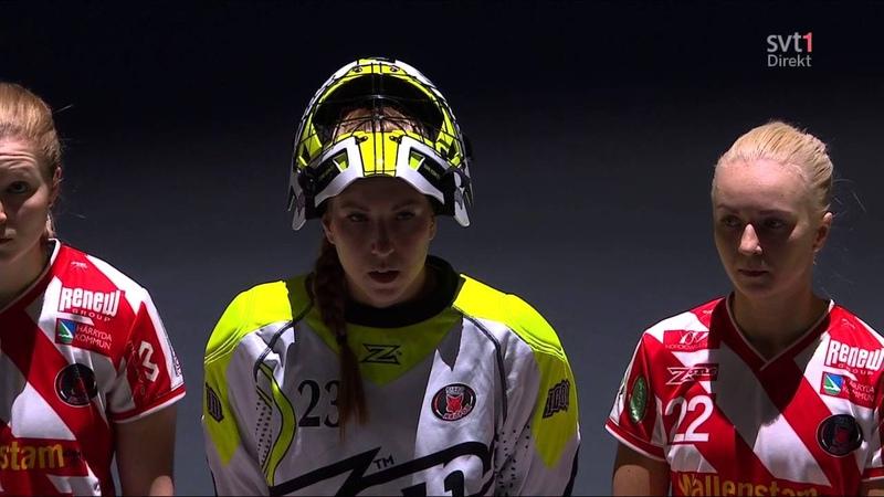 Pixbo Vs Mora SM Womens Final 15/16