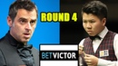 Zhou Yuelong vs Ronnie OSullivan - Welsh Open Snooker 2021 Round 4 Full Match