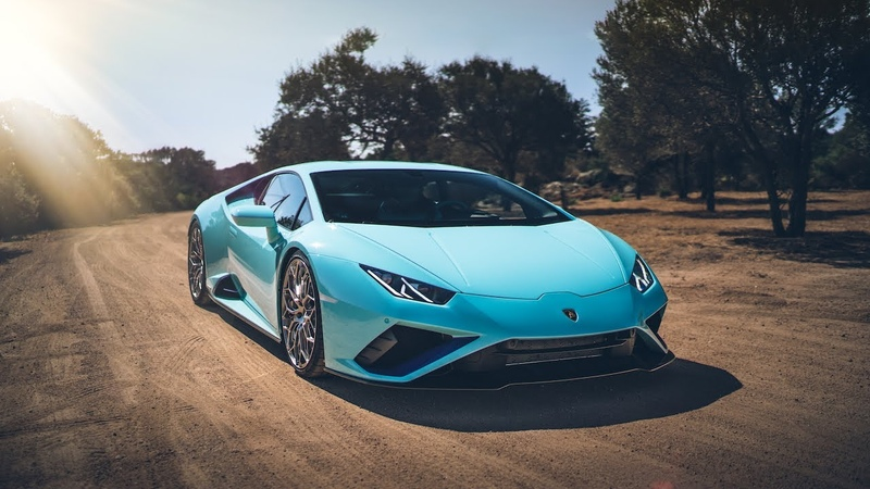 2020 Lamborghini Huracan EVO RWD The Supercar I Would Buy