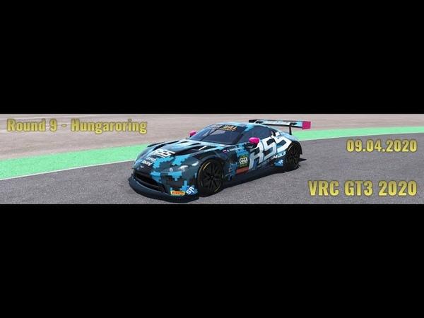 VRC GT3 2020 Round 10 Oschersleben