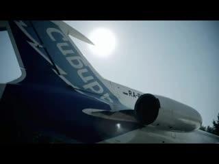 Вадим Захаров - По облакам. Проект Поэзия полёта. Фильм