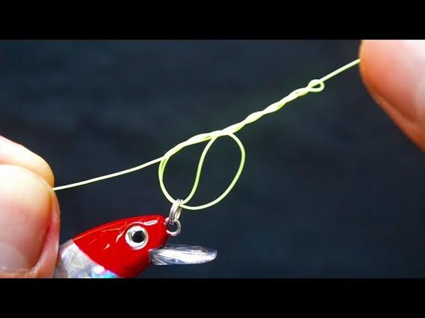 Butuh Simpul Yang Kuat Untuk Mancing Ikan Di Akhir Pekan Pakai Cara Ini