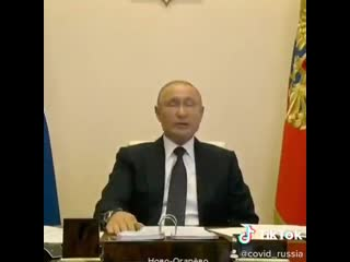 Владимир Путин о жизни NR