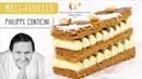 LE MILLE-FEUILLE PARFAIT... ?🤔 (Mille-feuille vanille/amande de Philippe Conticini)
