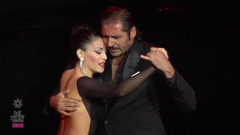 Argentine Tango Rodrigo Fonti Celeste Medina Hot Winter in Siberia