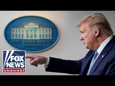 Trump holds presser discussing possible executive order for additional stimulus