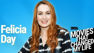Felicia Day: Episode 10 | MOVIES THAT CHANGED MY LIFE
