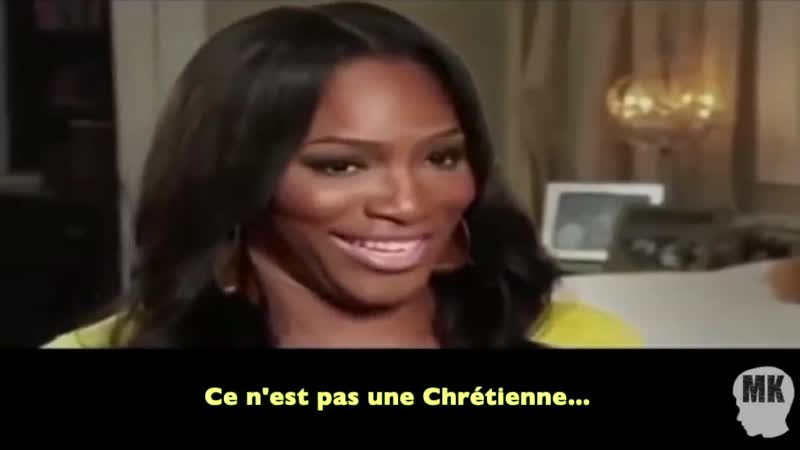 Serena Williams et son trouble dissociatif de l'identité murs amnésiques Témoignage 2012