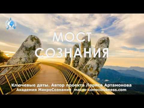 6 6 Мост Сознания Ключевые даты Земли Академия Макросознания