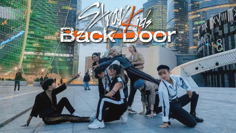 [KPOP IN PUBLIC] STRAY KIDS BACK DOOR [ONE TAKE] cover by RIZING SUN