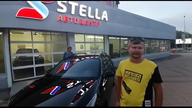 Смолин Алексей Владимирович 24 07 2020 KIA RIO X Line 2020 Черный Стелла автосалон