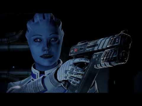 Битва с Серым Посредником или почему я боюсь Шепард Mass Effect 2