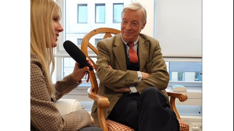 Miriam Hope Armin Paulus Hampel MdB über Russland Angela Merkel Corona Lockdown u Demokratie