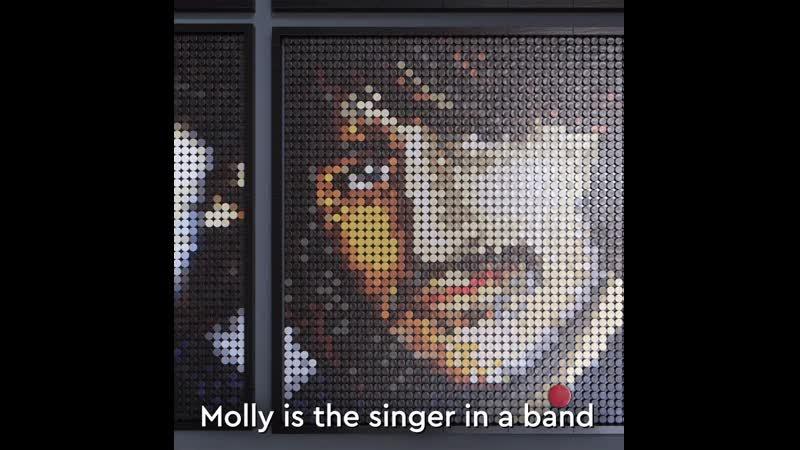 LEGO Art Music