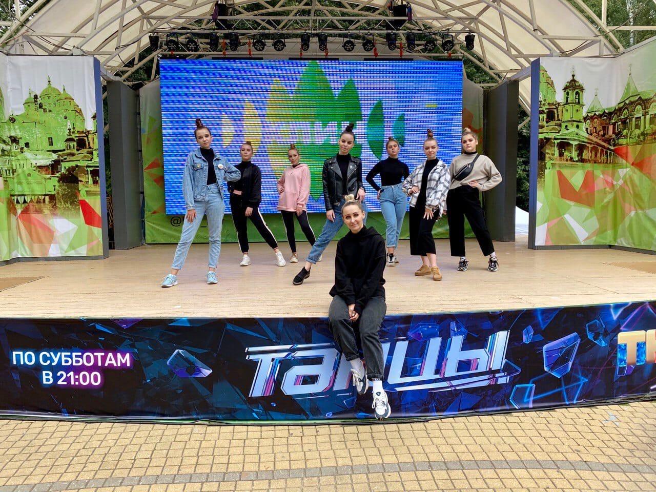 Тверской танцевальный коллектив выступил перед хоpеогpафами миpового уpовня и победил