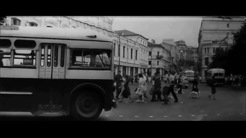 Июльский дождь 1966 реж. Марлен Хуциев
