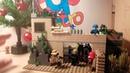 Обзор самоделки из LEGO зомби апокалипсис