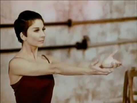 Одноактный балет Юноша и смерть Рудольф Нуреев и Zizi Jeanmaire