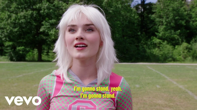 Meg Donnelly Trevor Tordjman Stand From ZOMBIES Sing Along