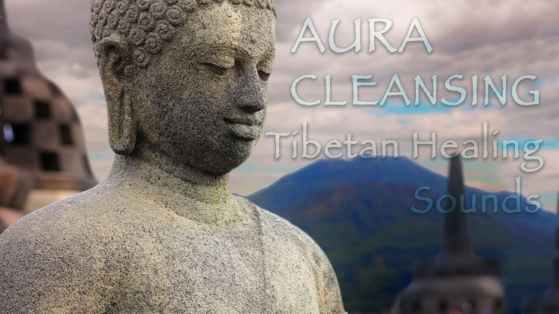 Tibetan Healing Sounds Cleans the Aura and Space. Removes all negative energy
