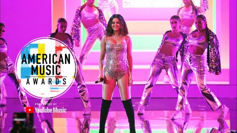 Selena Gomez Lose You To Love Me Look At Her Now Live Performance From AMAs 2019 abc special