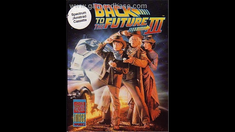 XDevlin (S03,G01) - Back to the Future III (ZX)