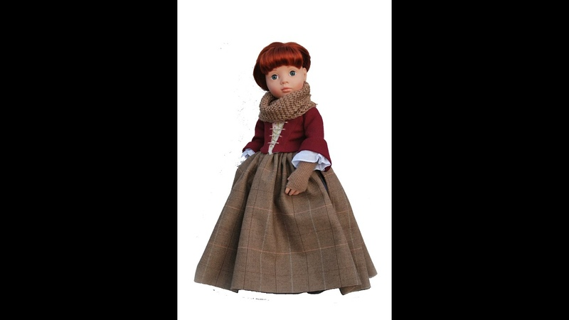 Highland dress for Gotz 50cm