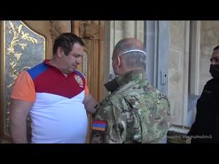 Львы и дорогущие машины: СНБ Армении опубликовала видео обыска в особняке Царукяна