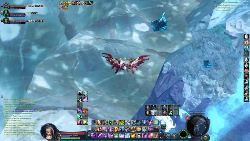 Aion Destiny 3.5 РРХ син | сорк | хил