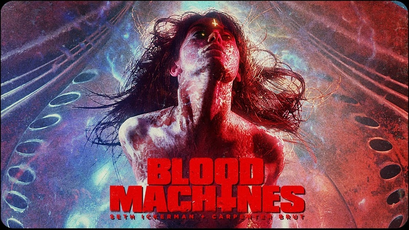 † Carpenter Brut BLOOD MACHINES OST † FULL ALBUM †