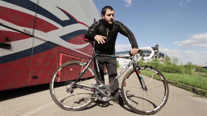 Велообзор от ШУМа и Veloline - Colnago Extreme - C